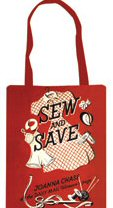 Sew & Save - Shopping Bag