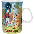 Traditional Mug - Golden Shred Picnic