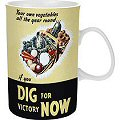 Traditional Mug - Dig for Victory