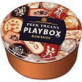 Biscuit Tin - Peek Freans Play Box