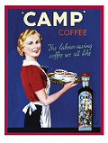 Magnet - Camp Coffee (The Labour Saving)