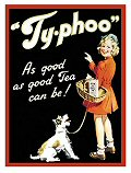 Magnet - Typhoo Tea (As good as good tea can be)