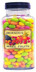Jackson`s Mixed Fruit Sweets Postcard