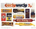 Postcard - Cadbury`s (Wrappers)