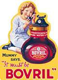 BOVRIL SHAPED MAGNET