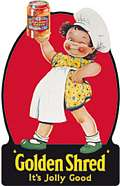 MABEL LUCIE  SHAPED MAGNET