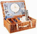 Epsom Picnic Hamper (2 Place Settings)