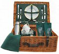 Ascot Picnic Hamper (2 Place Settings, Warwick Green)