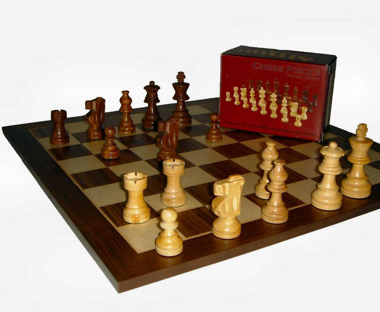Staunton Style Chess Games