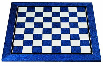 tablero azul