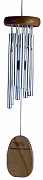 Gregorian Silver Wind Chime