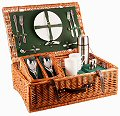 Highlander Picnic Hamper (2 Place Settings)