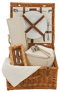 Natural Wine Lovers Picnic Basket - 2 Person