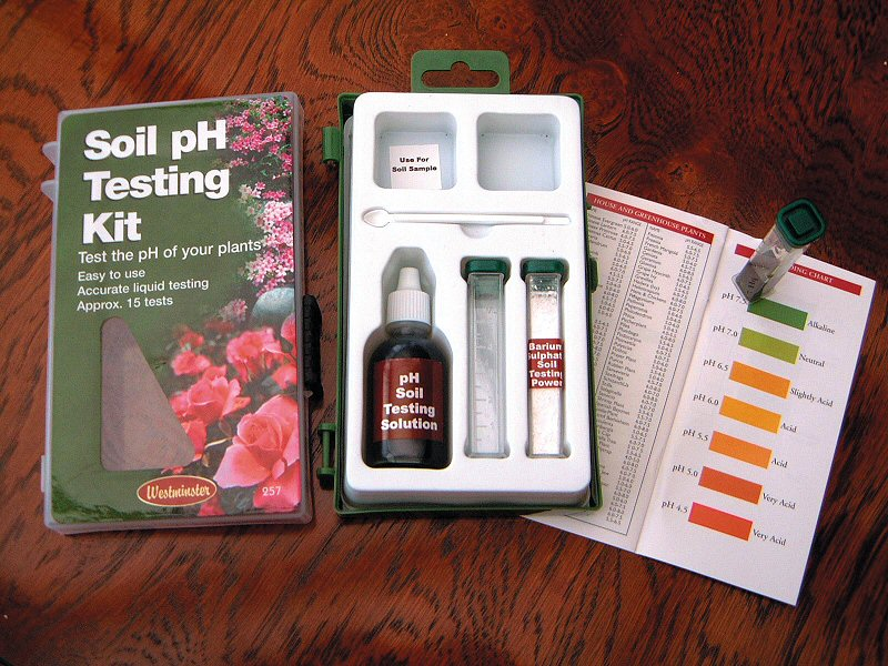 Robert opie collection online shop for Soil test kit